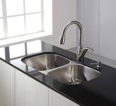Kitchen  Granite Undermount Sink Stainless Steel Bathroom Sinks - Bunnings kitchen sinks