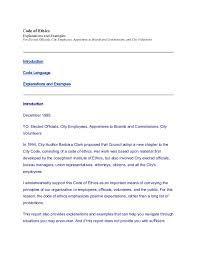 code of ethics page 12 icma org