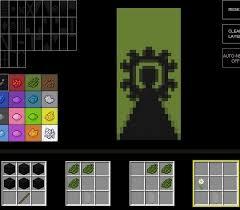 banner design generator 1 8 snapshot war banner creator minecraft tools mapping and