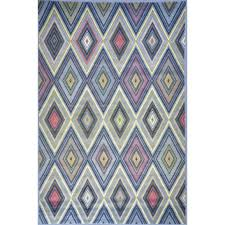Modern Rugs Perth Bright Modern Rugs Retro Funk Diamonds Multi Colour Rugs