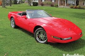 1994 chevy corvette 1994 chevy corvette convertible magazine