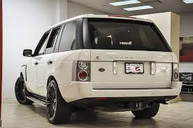 2009 land rover 2009 land rover range rover hse stock 306590 for sale near sandy