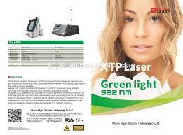 green light laser treatment 532nm ktp green light laser for vascular treatment 11 buy ktp