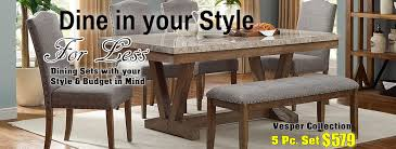 Dining Room Furniture Houston Dining Room Sets Houston Furniture Saves You Green