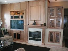 living room alluring wall cabinets for living room with red