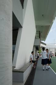 media for dormitory and facility extension of united christian wall mural of basketball court
