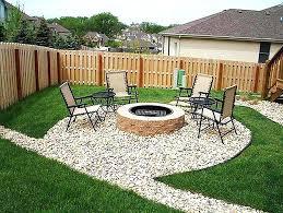 Cheap Firepit Cheap Backyard Renovations Cheap Pits Pit Backyard
