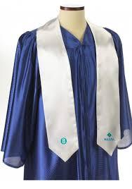 cheap graduation stoles bacchus graduation stole