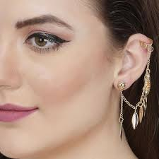 ear cuffs india 9 best buy ear cuffs online in india fayon fashion images on
