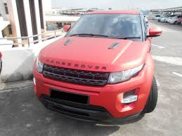 range rover evoque drawing used car for sale via auction quotz