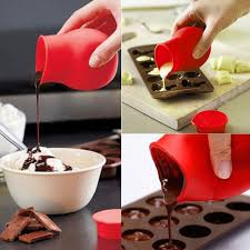 aliexpress com buy practical silicone chocolate melting pot