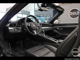 porsche silver 2017 porsche 911 turbo cabriolet gt silver w 4k miles
