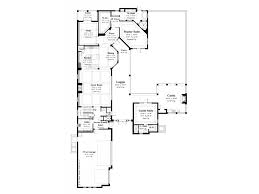 house plans with guest house eplans mediterranean house plan tuscan inspired living 3777