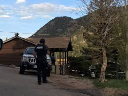 estes park cops deal with two stand offs in one colorado day
