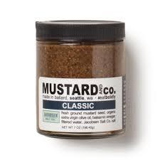 gourmet mustard gourmet mustard