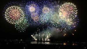 honda celebration of light fireworks august 2 2014 japan