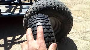 Awesome 13x5 00 6 Tire And Rim My Kids Go Kart Wheel Tire Dilemma Youtube