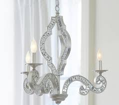Chandelier For Kids Room by Mirrored Chandelier Pottery Barn Kids