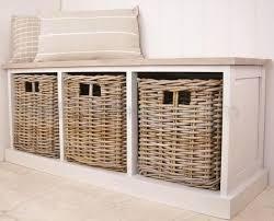 elegant bench for hallway with storage hallway storage bench ideas