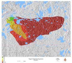 Bwca Map Piragis Northwoods Company Boundary Waters Blog Pagami Creek