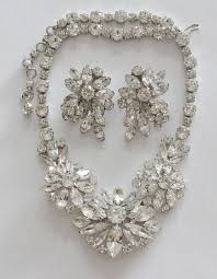swarovski crystal vintage necklace images 485 best sherman jewelry spectacular and sparkling images on jpg