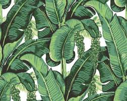 Best Peel And Stick Wallpaper by Banana Leaf Wallpaper Etsy