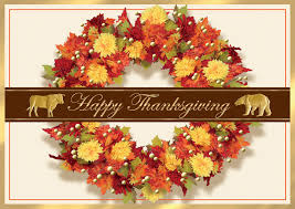 thanksgiving wreath the christmas card wall st thanksgiving wreath cards the
