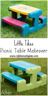 Toddler Patio Chair Best 25 Little Tikes Picnic Table Ideas On Pinterest Little
