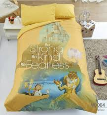absolutely enchanting beauty and the beast bedding set