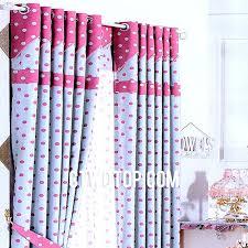 Pink Polka Dot Curtains Pink Polka Dot Curtain Curtains Nz Healthfestblog