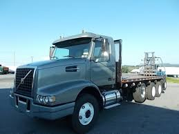volvo gm heavy truck volvo flatbed trucks for sale