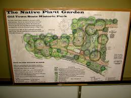 San Diego Old Town Map by Native Garden Near Old Town San Diego U0027s Mccoy House U2013 Cool San