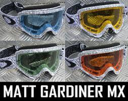 motocross goggles ebay ecran teinté de remplacement motocross pour oakley o frame mx goggle