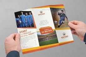 7 sports event brochures designs templates free u0026 premium