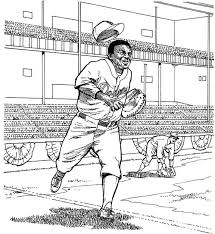los angeles dodgers catcher baseball coloring page purple kitty