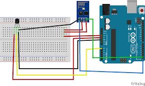 Esp Wiring Diagrams Monitoring Data From Sensors Using Esp 8266 And Arduino