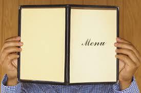restaurant menu design creative 7 designs inc graphic design