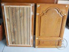 Beadboard Cabinet Doors Adding Bead Board And Molding To My Cabs Like This Beautiful