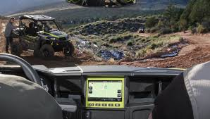 ride command touchscreen display u0026 app polaris off road vehicles