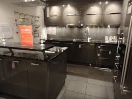 Pictures Of Kitchens With Ikea Wood Countertops  Ikeas - Ikea black kitchen cabinets