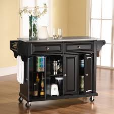 Utility Cabinet For Kitchen by On A Budget Kitchen Islands Wheels Rustic Zinc Amys Office