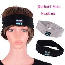 headband mp3 wireless bluetooth headband headwrap beanie hat cap headwear sport