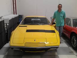 yellow maserati rm sotheby u0027s 1975 maserati khamsin by bertone monterey 2016