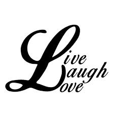 live laugh love art 15 2 10cm live laugh love art font combinational fashion car vinyl