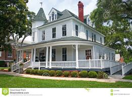 coastal victorian home 1 stock image image of mansion 2781685