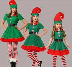 Christmas Halloween Costumes Compare Prices Elf Christmas Costumes Shopping Buy