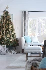 the homemade farm christmas home tour simple farmhouse style
