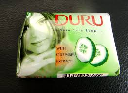 Sabun Duru turkish import halal soap brand duru duru cucumber soap soap