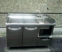 meuble cuisine inox professionnel meuble de cuisine professionnel idée de modèle de cuisine