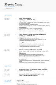 free creative designer resume template psd mint resume designer
